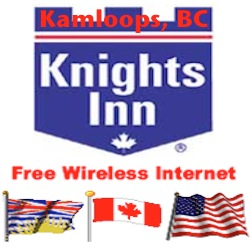 Knights Inn Kamloops, BC - A Trusted Ride North America Member.
