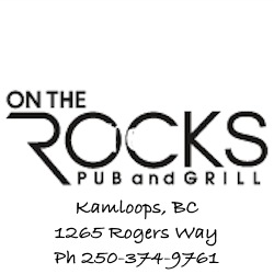 On The Rocks Pub & Grill, Kamloops, BC - A Trusted Ride North America Member.